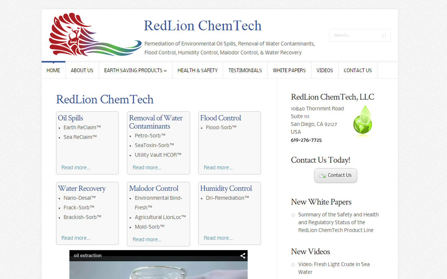 Red Lion Chem Tech, LLC